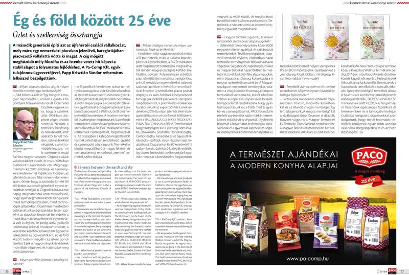 Trade Magazin cikk