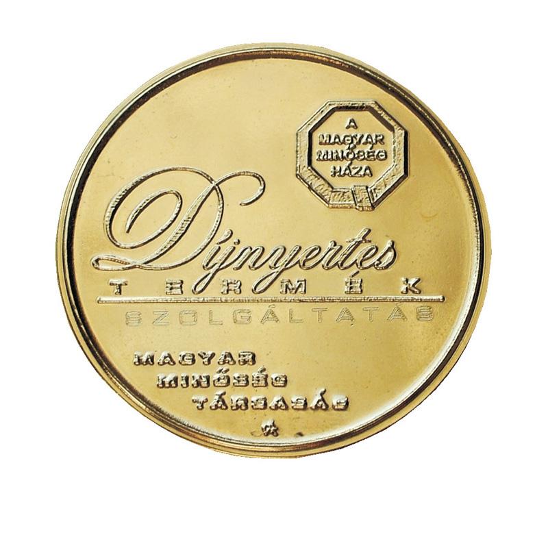 Magyar Minőség Háza díj 2009